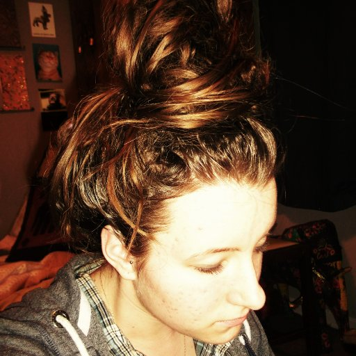 Funky Up-do