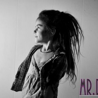 4 1/2 year old Gilly Bean with 1 month old dreads - Photos compliments of Dad at Mr.D Photography