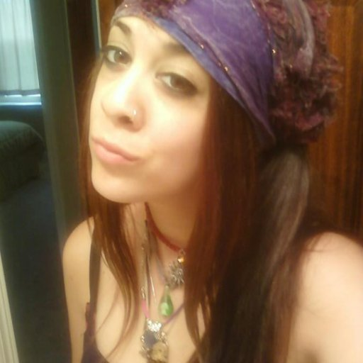 way before dreads. my favorite head wrap thing.