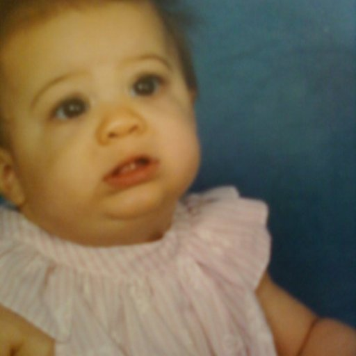 when i was a baby (:
