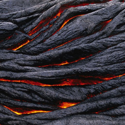 Rope like lava, lava locks.