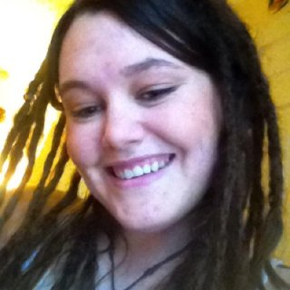 i love numerology and choose to start my dreads on 11-11-11 and this picture was taken 11 days later <3