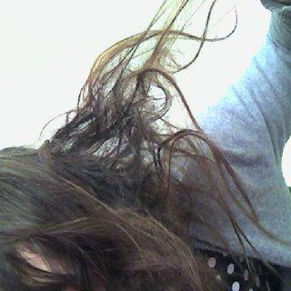 scary hair