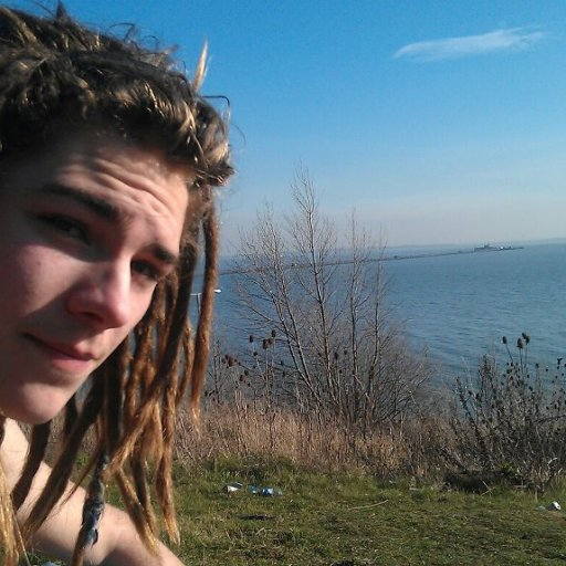 Me on the cliffs !