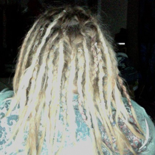 5 Week Old Dreads