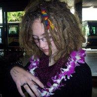 Just landing in Hawaii