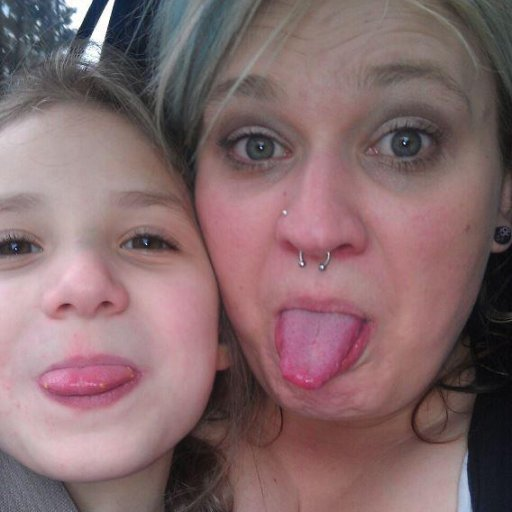 Me and my middle daughter
