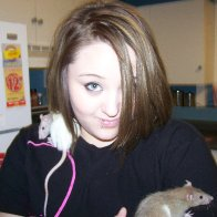 Me and my little rat boys!
