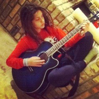 meh guitar<3
