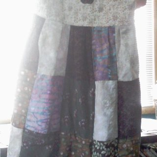 old dress i made