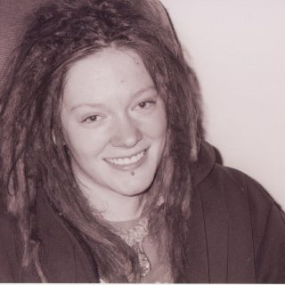 about year old dreads
