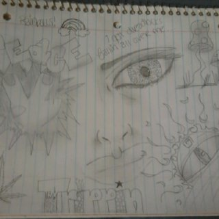 somethin i drew.