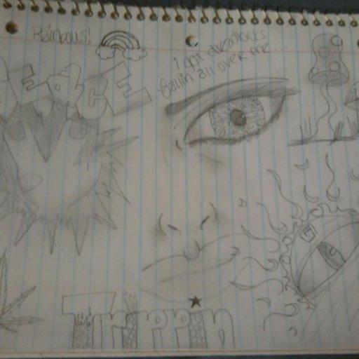 somethin i drew.