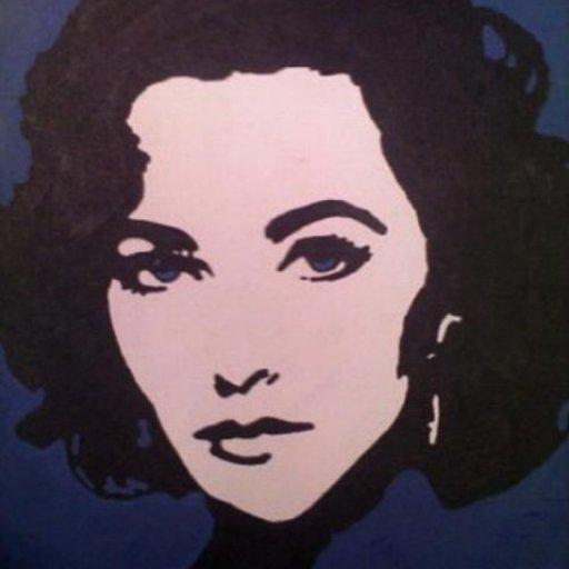 Elizabeth Taylor.. for Frankie