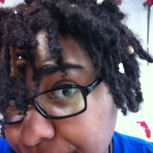 They are looking more like dreads everyday.. :)