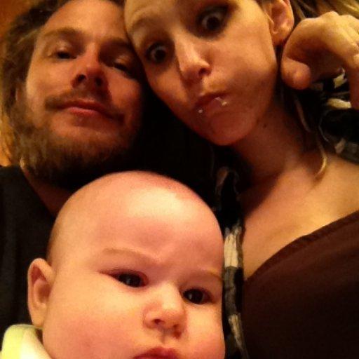 The whole funny dready family