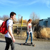 Longboard adventure of epic proportions