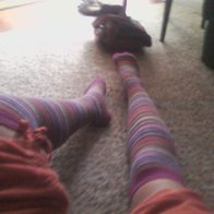 my awesome socks.