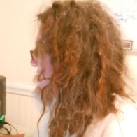 Updated Hubby Pic- 200 Days Natural Dreads