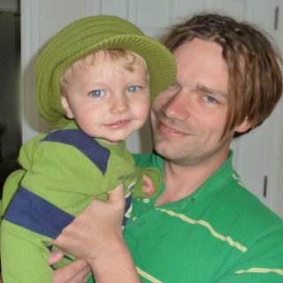 Pics of me and my son