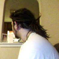 tied dreads