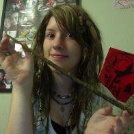 found my wand