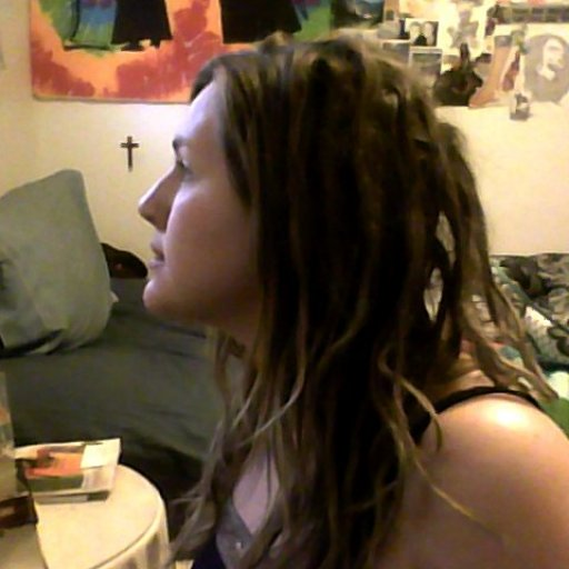not the best picture had to use my web cam since I don't have a camera