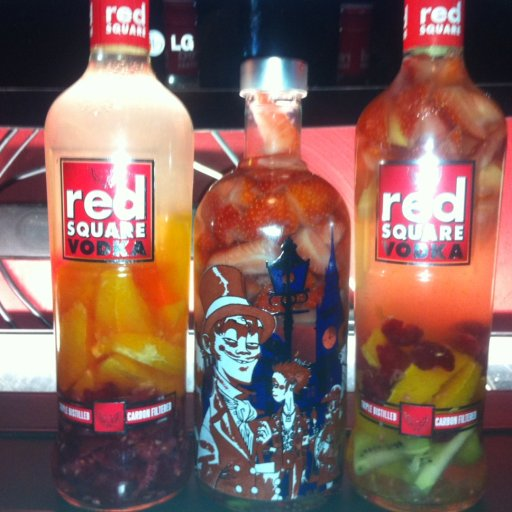How to make vodka better in 6 weeks!-) lovey