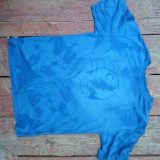 Reverse tie-dye stealie :)