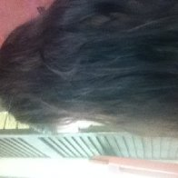 Before dreads--May 2, 2012