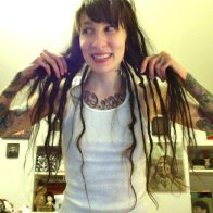 May 5, 2012 - Baby Dreads Forming. 5 Days in.