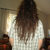 3 months backcombed