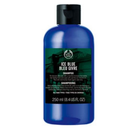 Ice Blue - the body shop