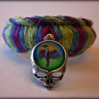 Bird Song Hummingbird Tokewear Bracelet