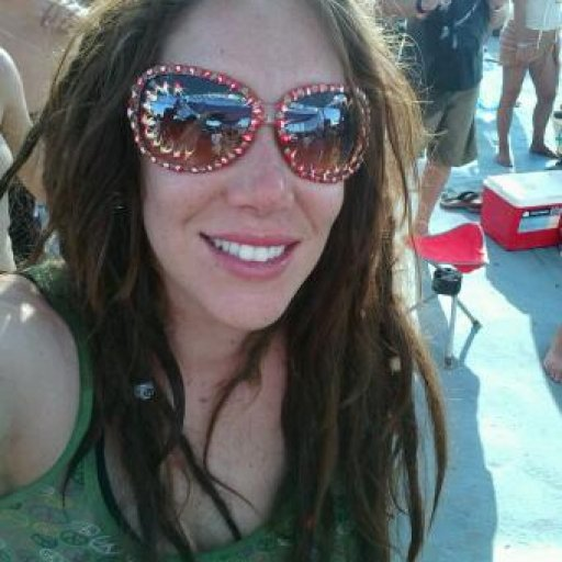 Awesome shades from Shayna