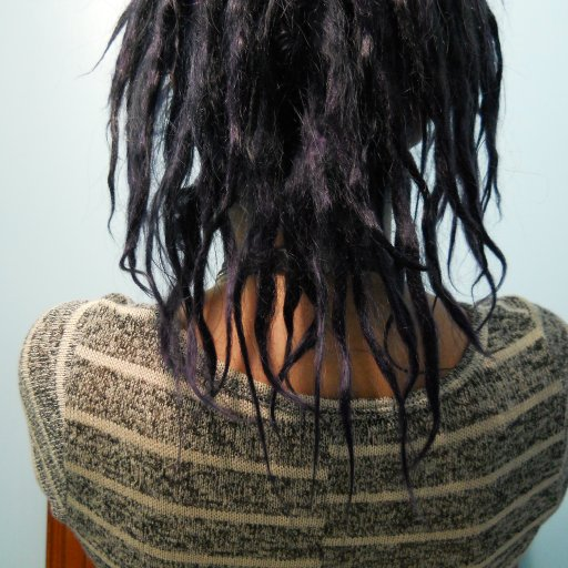 My dread babies are 4 months old!!! :)