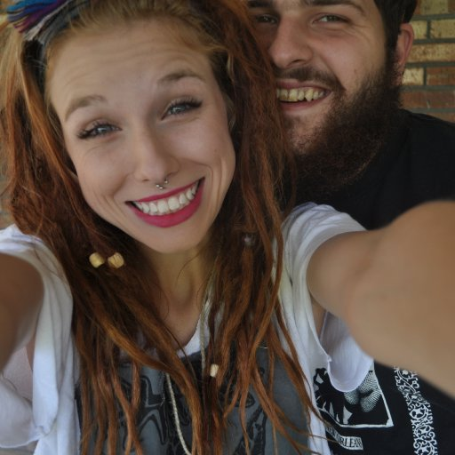 me and my bearded beauty