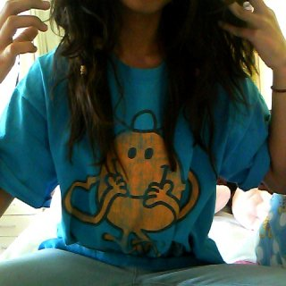 cant even see that I have any dreads! -_- I shall put beads and stuff in them xD