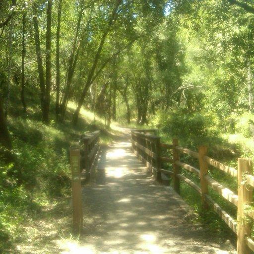 Hiking in Novato, CA 5/26/12