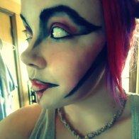 Makeup Art.