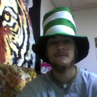 I love this hat even though its a cheapy foam thing