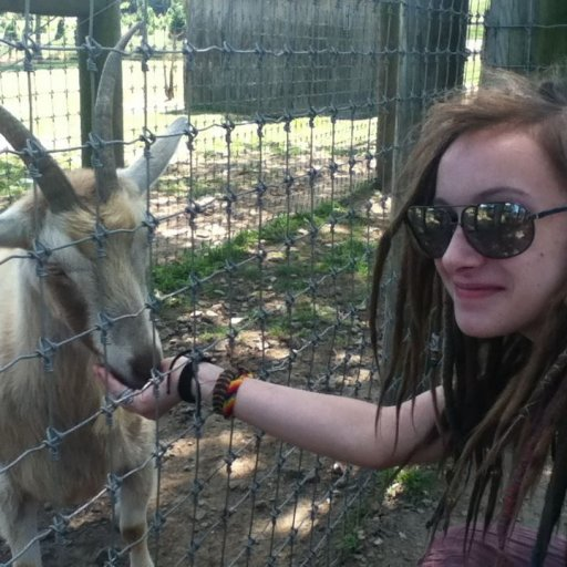 Dreads and Goat