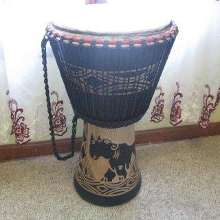my djembe drum
