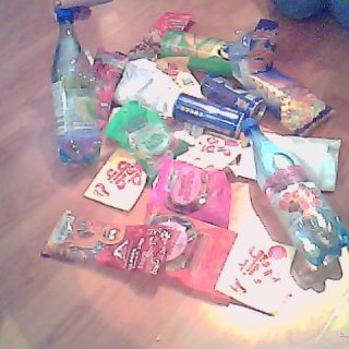 our munch for the night p