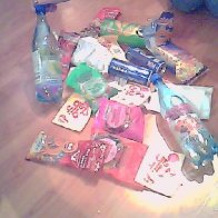 our munch for the night :P