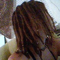 4 day old dreads