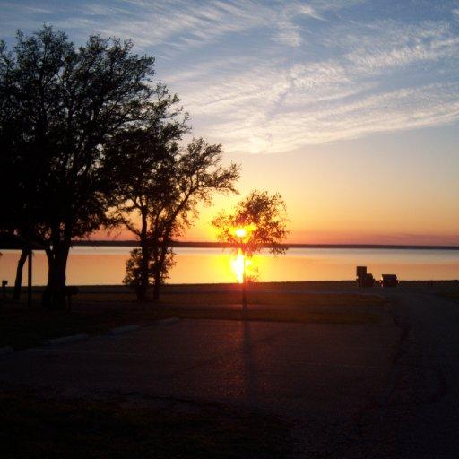 Lake Witney in TX