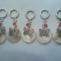 stitch markers dread charms