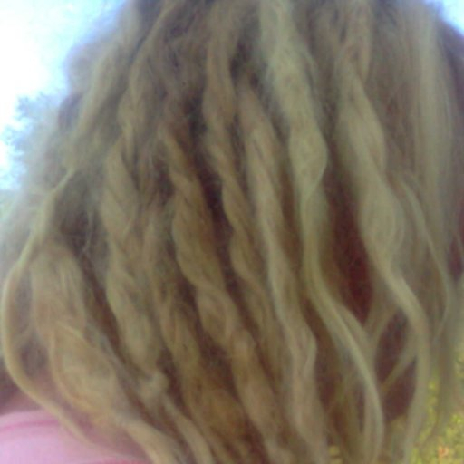 My dreads @ 2 weeks