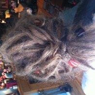 My mums hair. First week